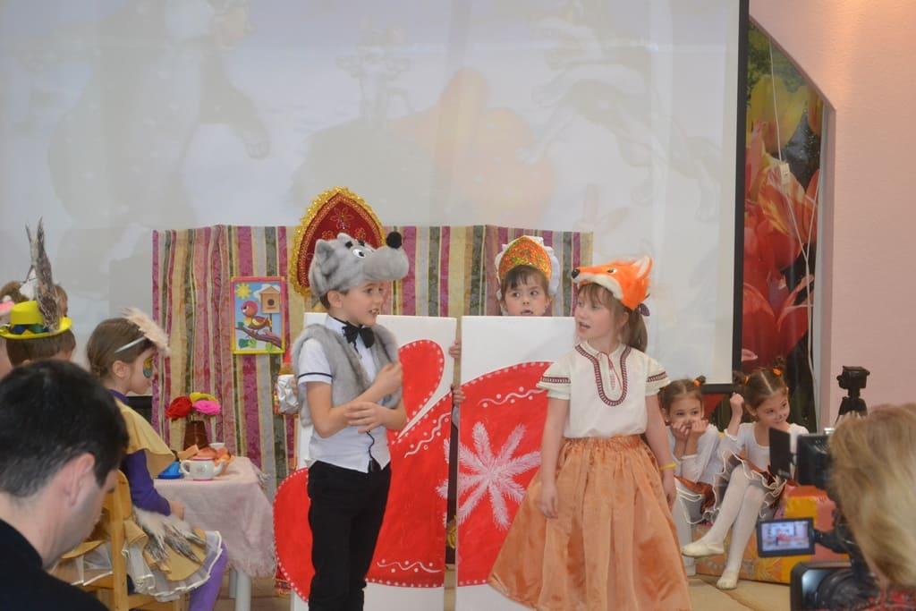 Всемирный день поэзии в МБДОУ № 244
