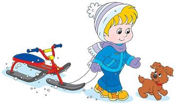 Профилактика детского травматизма в зимний период
